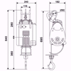 toho-compact-wire-rope-builders-hoist-500-kg-capacity