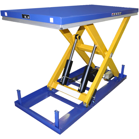 Picture of Heavy Duty Electric Scissor Lift Table 1000kg - 4000kg